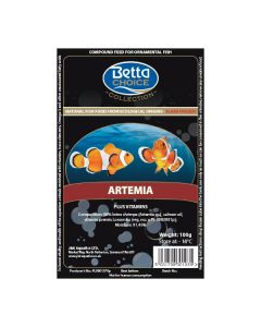 Betta Choice Artemia Blister Pack 10 pack *New*
